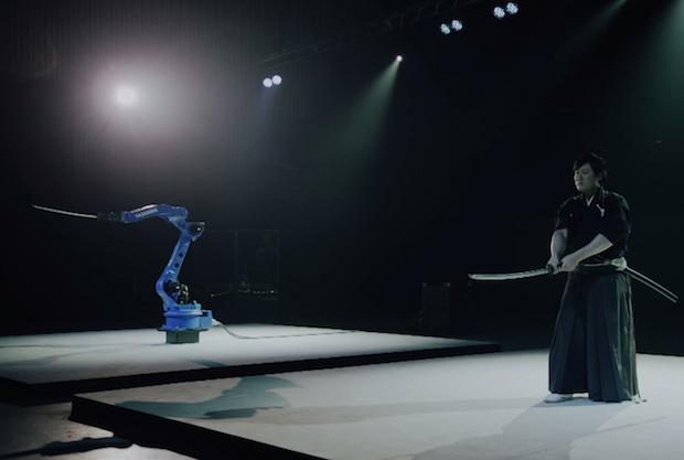 Video Friday: PR2 With Nailgun, Snake Bot Tango, and Robot vs Sword Master