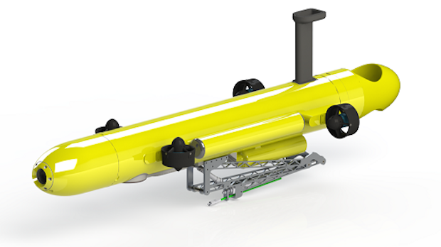 Poison-Injecting Robot Submarine Assassinates Sea Stars to Save Coral Reefs