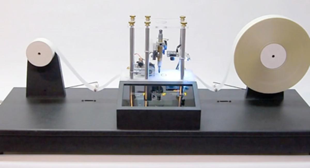 DIY Turing Machine