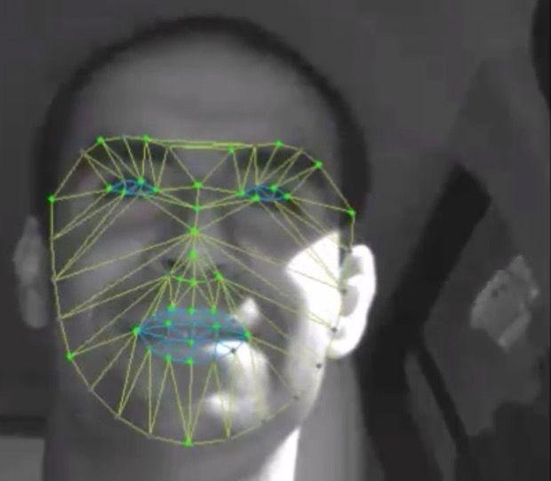 In-cabin camera monitors driver in self-driving car