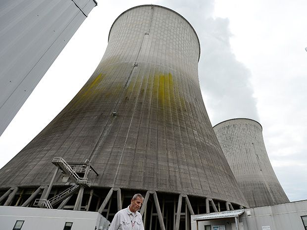 First New U.S. Nuclear Reactor in Two Decades to Begin Fueling in Tennessee
