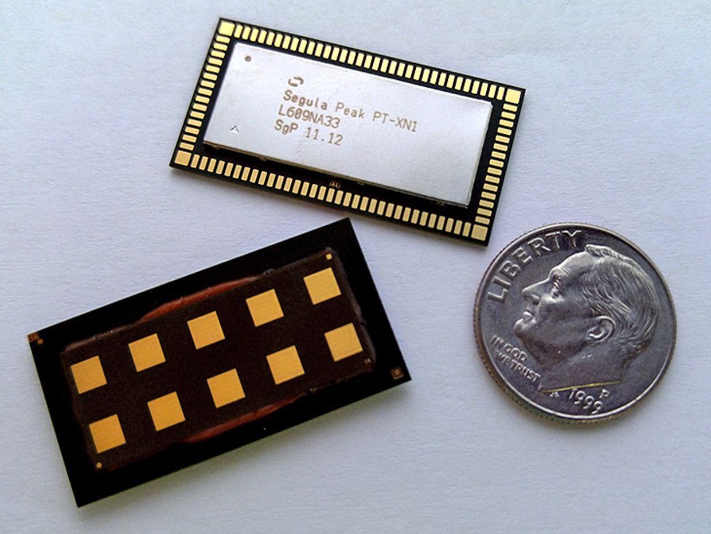 Intel's 27-30 GHz 2x4 Dual-Pol. Array