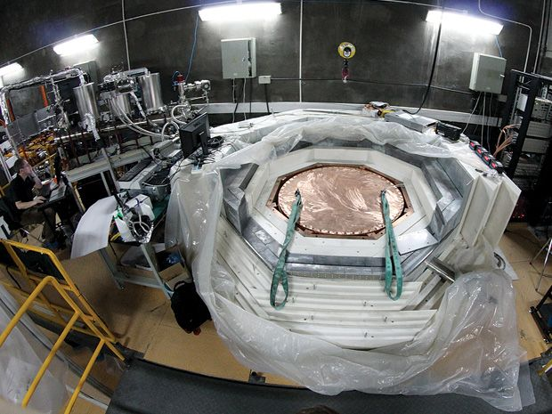 Deepest Underground Dark-Matter Detector to Start Up in China