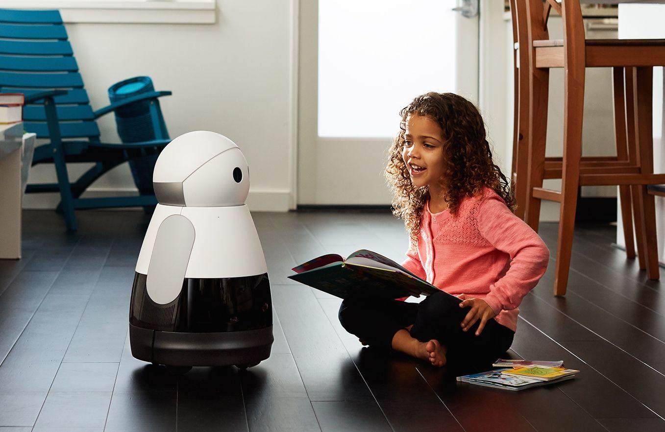Kuri is friendly home robot developed by Mayfield Robotics