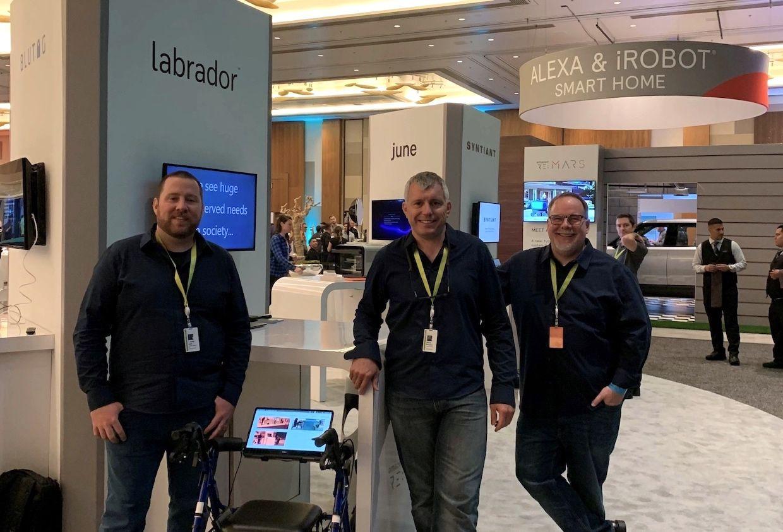 Labrador Systems team