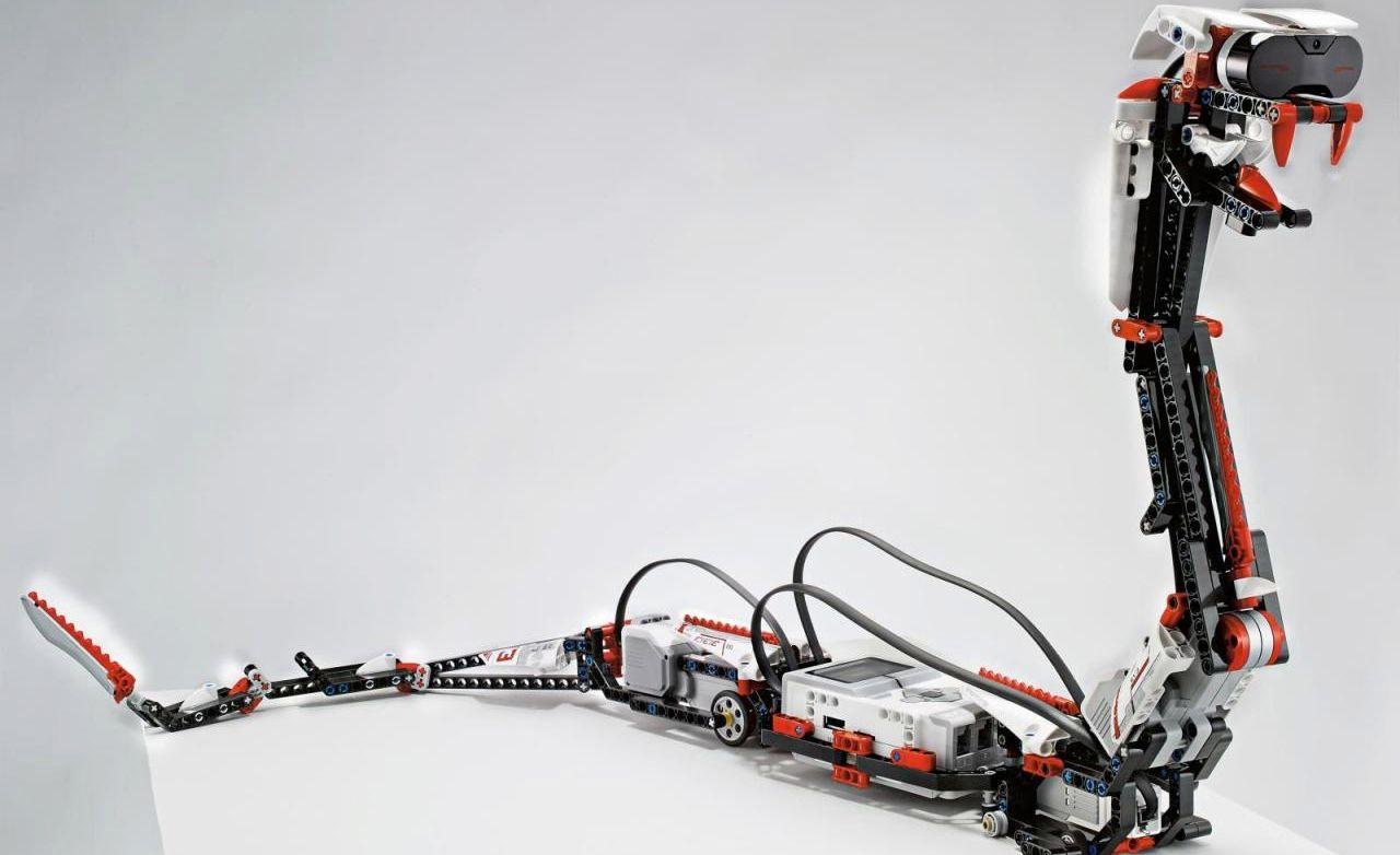 Lego Mindstorms EV3 Reptar