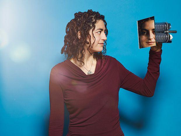 Leila Madrone: Solar Energy Roboticist