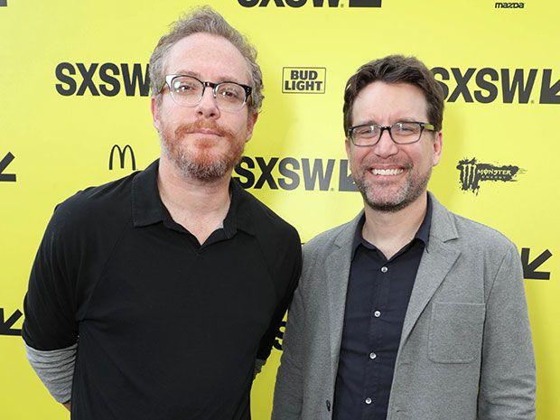 """Life"" screenwriters Paul Wernick [left] and Rhett Reese [right]"