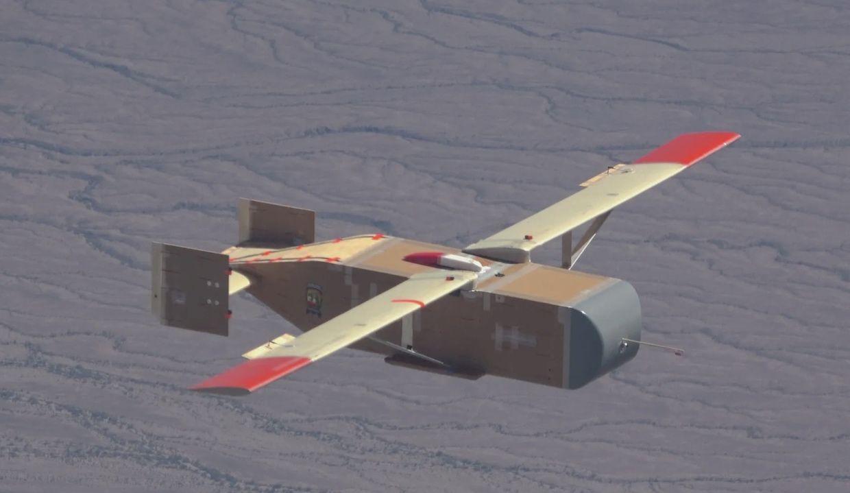 Logistic Gliders Inc. cargo glider drone