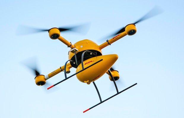 When Drone Delivery Makes Sense