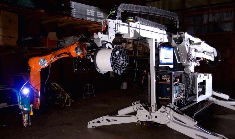 MIT Construction Robot