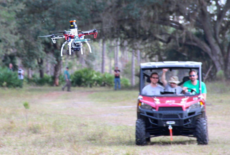 MIT's NanoMap drone