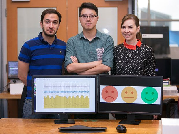 mood-detecting sensor