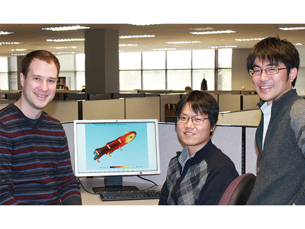 Multiphysics simulation reduces risk and shortens product development time
