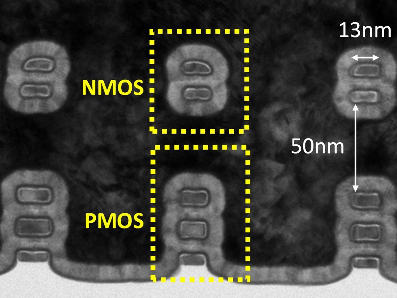 nanosheet transistors