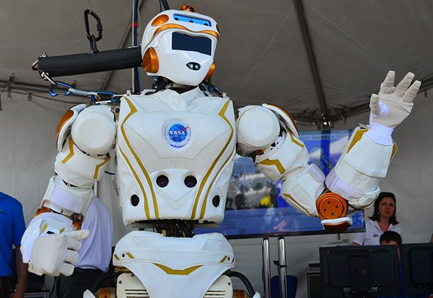 NASA Wants Help Training Valkyrie Robots to Go to Mars