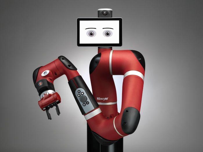 Sawyer: Rethink Robotics Unveils New Robot