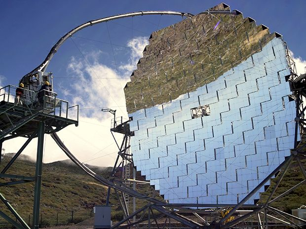 To See Deep Inside a Volcano, Use a Telescope Built for Quasars