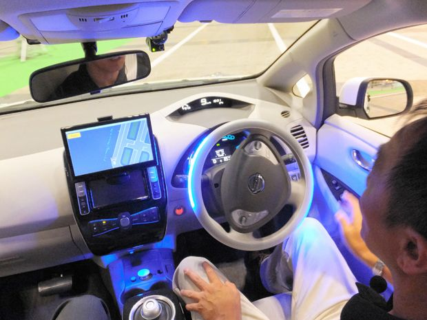 How Self-Driving Cars Will Sneak Onto Our Roads