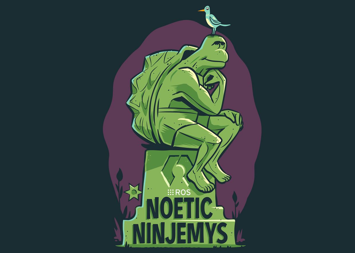 Noetic Ninjemys is the last distribution release of ROS 1.
