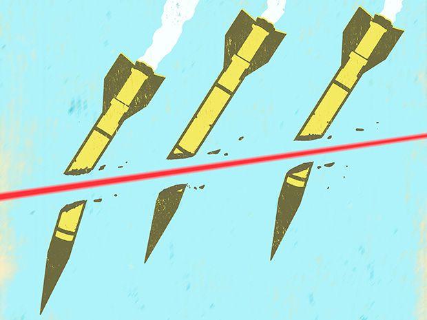 opening illustration of rockets