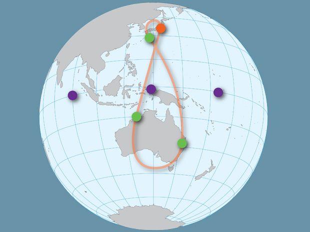 Japan's Plan for Centimeter-Resolution GPS