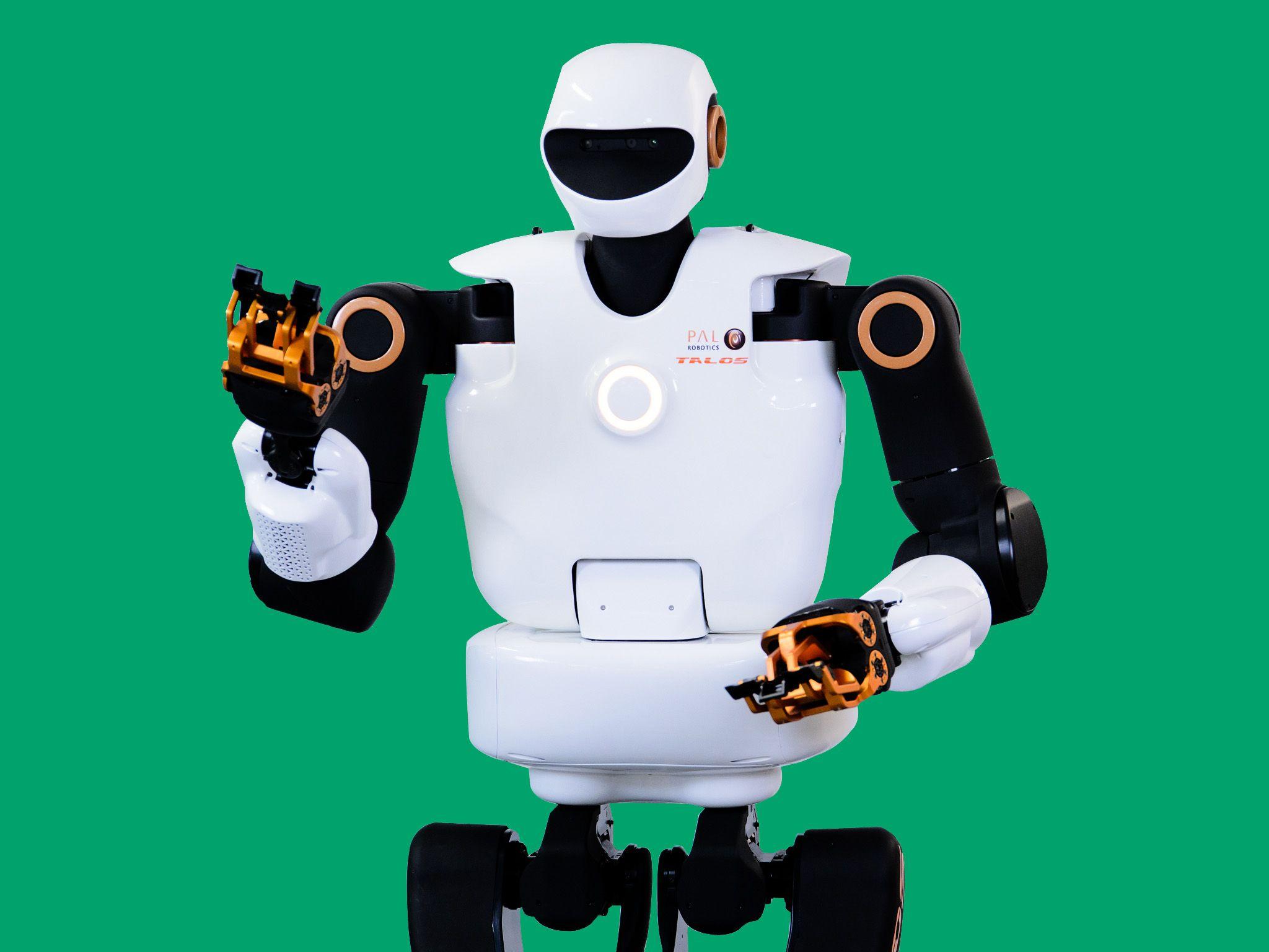PAL Robotics' TALOS humanoid