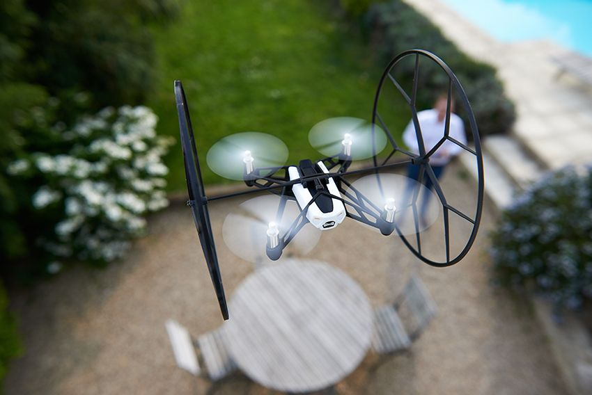 Parrot's Mini Quadrotor and Jumping Robot to Hit Stores in August