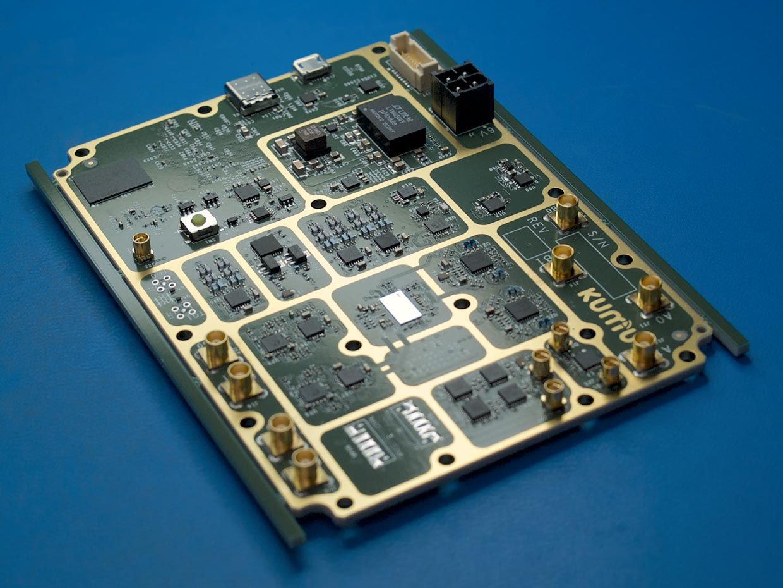 Photo of Kumu Networks' new module.