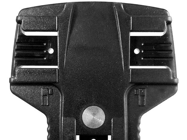 Photo of robot face