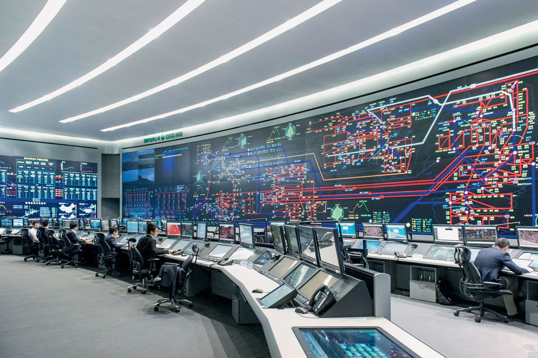 Photo: State Grid Corp. of China