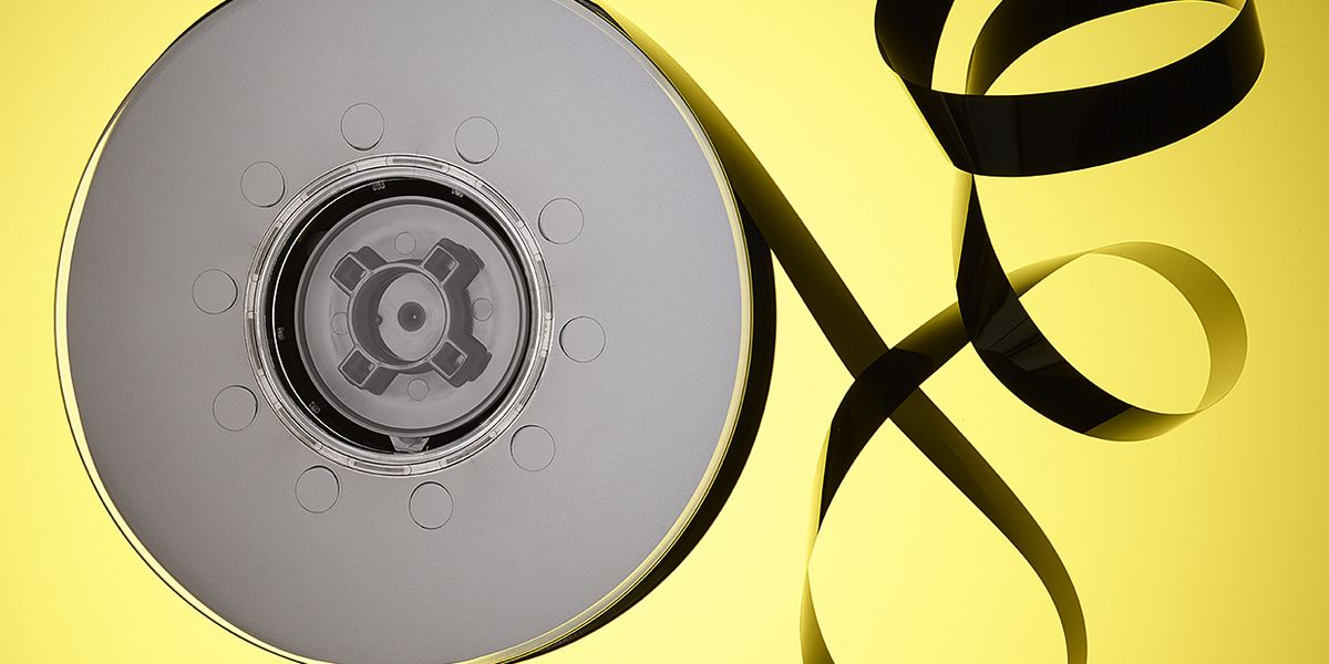 Why the Future of Data Storage is (Still) Magnetic Tape - IEEE Spectrum
