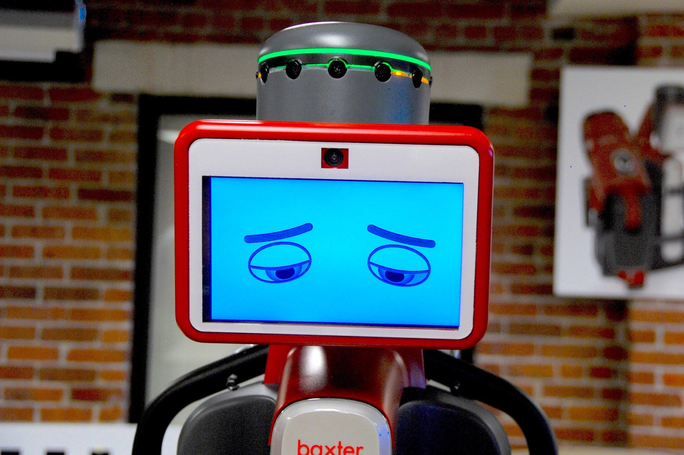 Rethink Robotics' Baxter collaborative robot