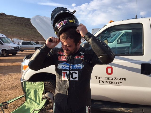 Day Three at Pikes Peak Motorcycle Race With the Buckeye Current Team