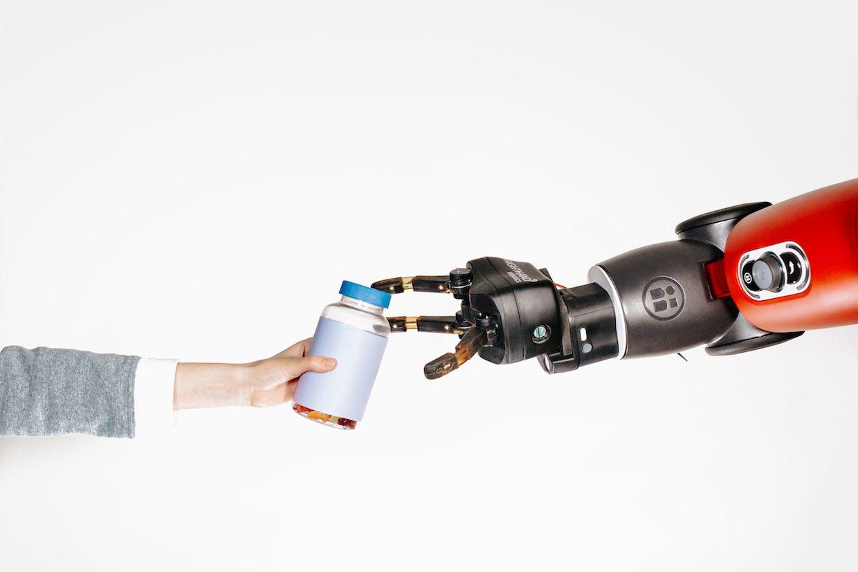 Robot explains its actions
