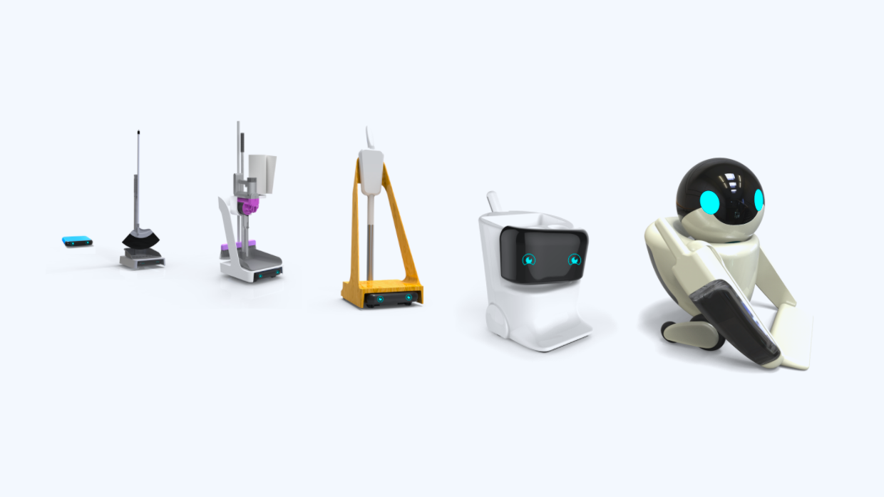 Ryan Hickman, who co-founded the Cloud Robotics group at Google and helped launch the Toyota Research Institute, describes how his startup tried to make consumer home robots work