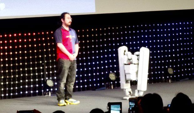 """SCHAFT unveils a new bipedal robot designed to """"help society"""""""
