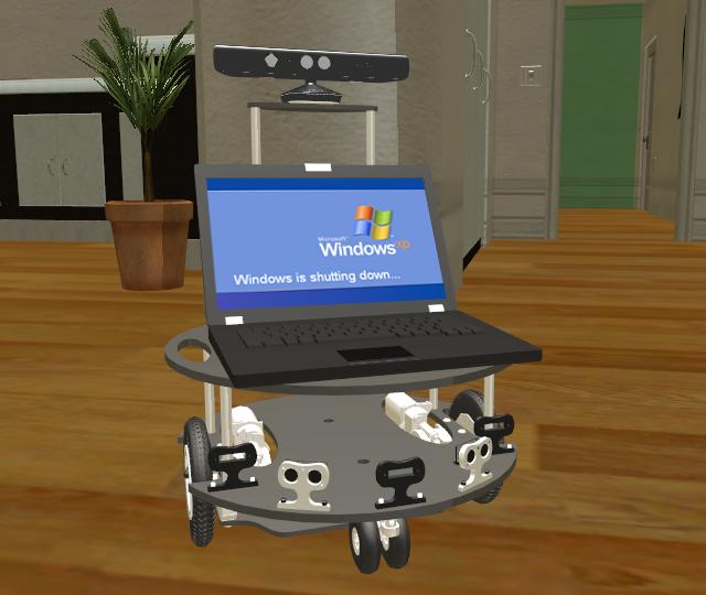 Microsoft Shuts Down Its Robotics Group