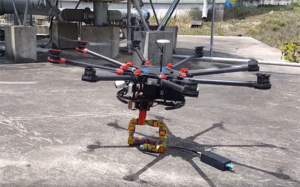 Snake drone
