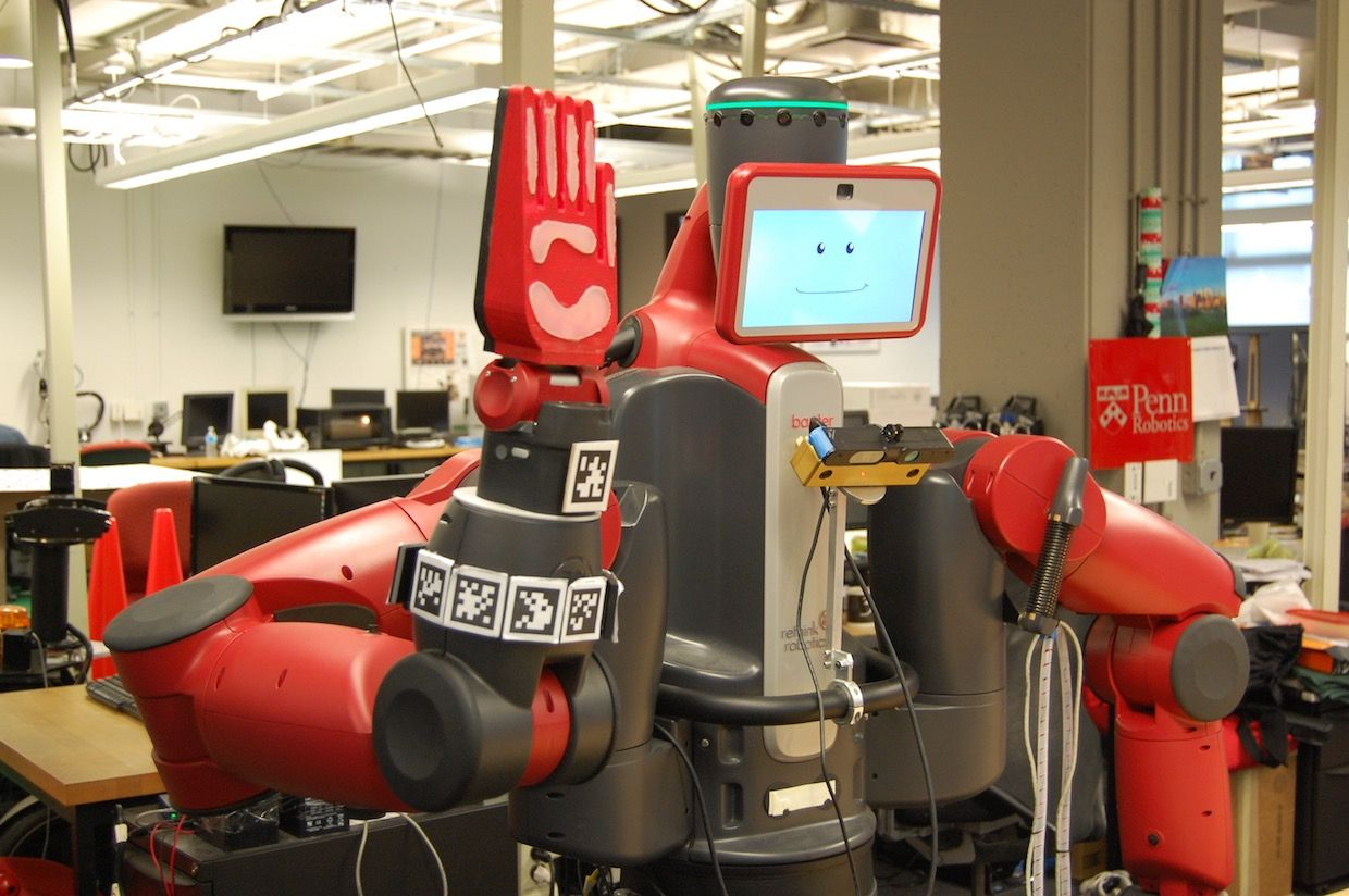 Social touch is a cornerstone of human interaction, and robots are learning how to do it too