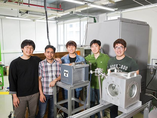 South Korean researchers create a successful experimental method that can be scaled up to detect radiation at distances kilometers from source