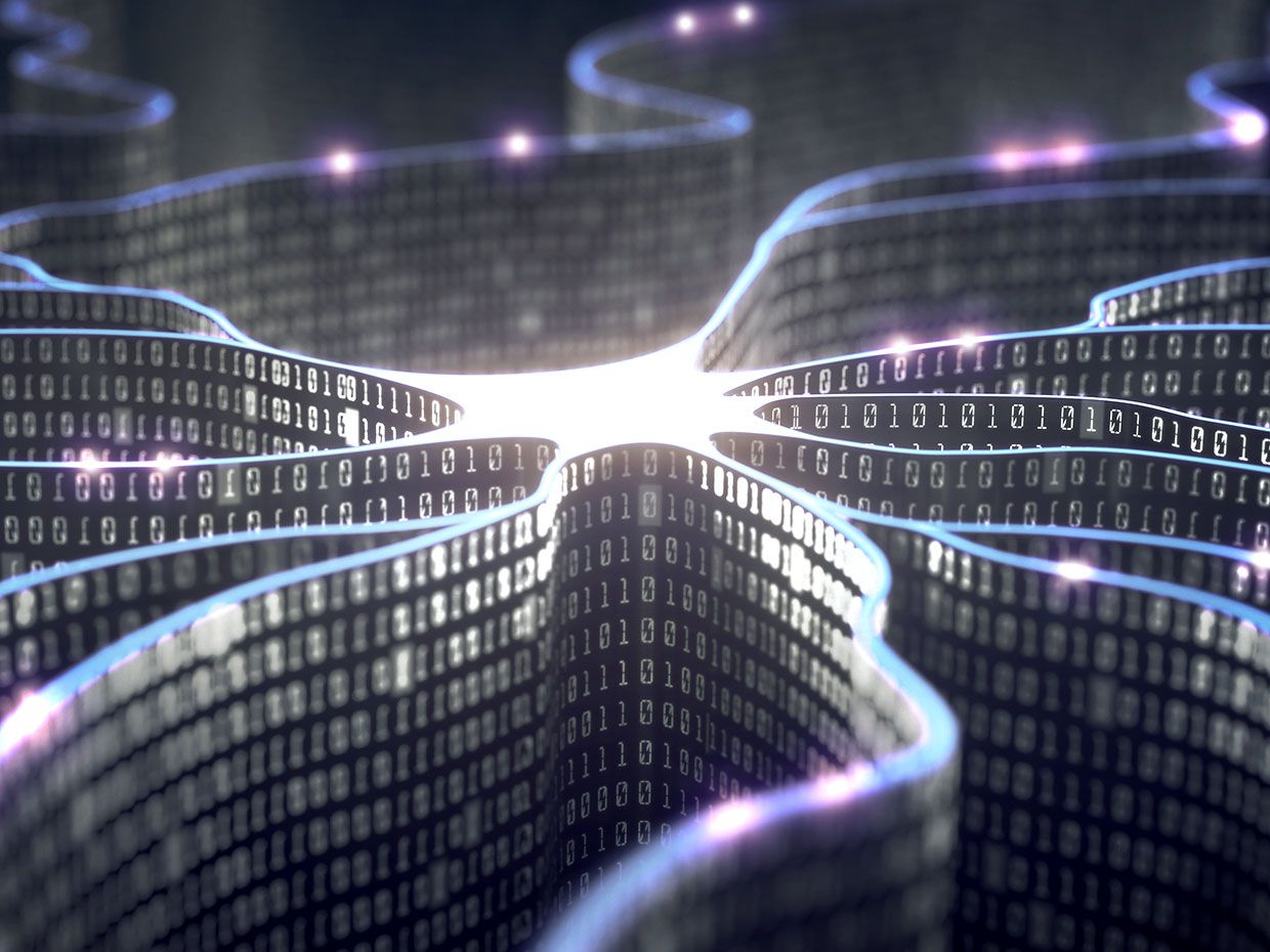 Specialized chips for energy-efficient AI
