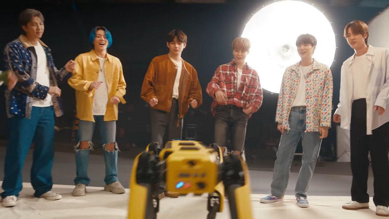 Spot meets BTS