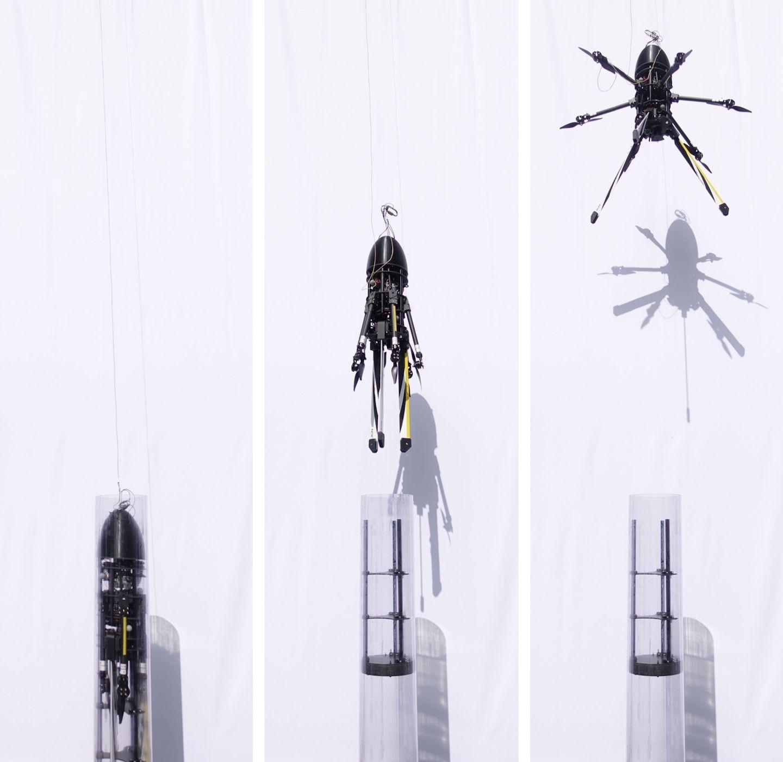 SQUID drone