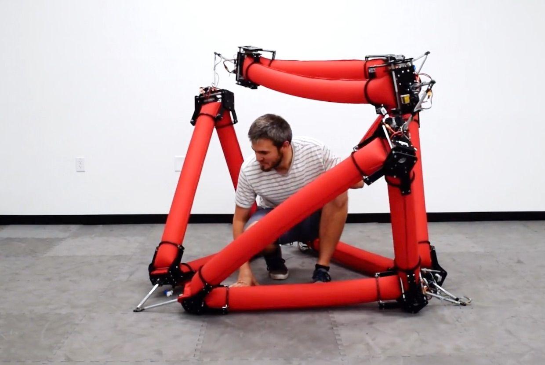 Stanford soft robot