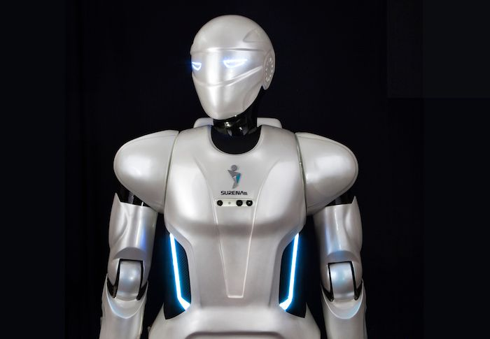 Surena III (Surena 3) is a humanoid robot developed by roboticists at the University of Tehran, in Iran