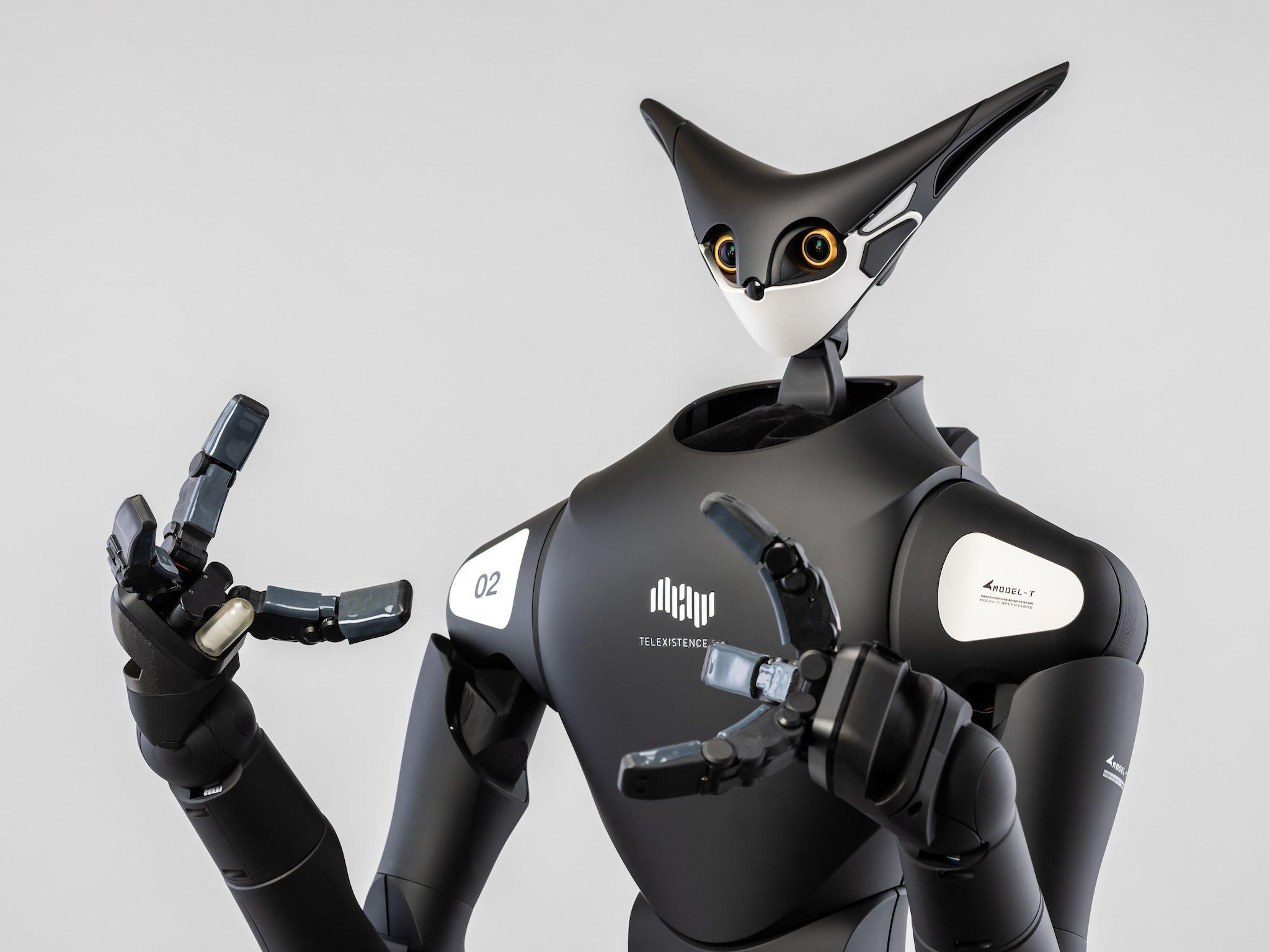 Telexistence Model-T robot