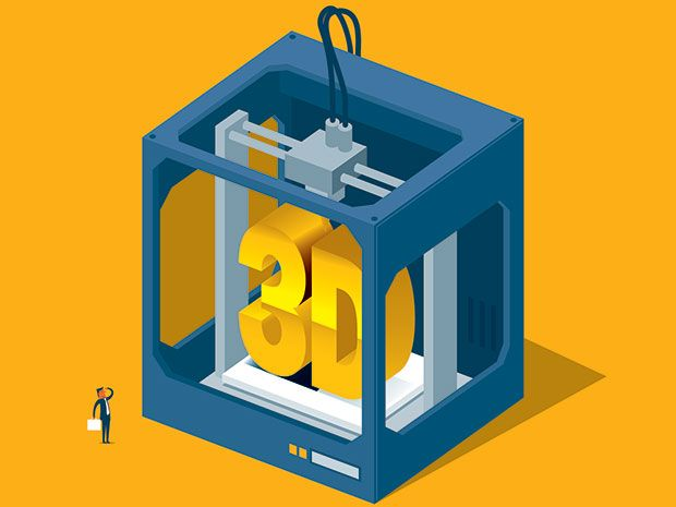 The enabling of 3D printed electronics through nanomaterials is changing 3D printing and Electronics