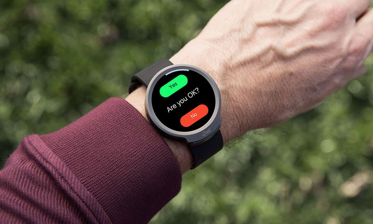 The new iBeat Heart Watch raises the alert if your heart rate falters