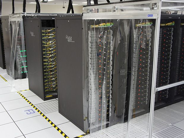 The Windrider supercomputer